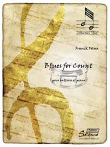 FILOSA F. BLUES FOR COUNT BATTERIE