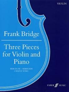 BRIDGE F. THREE PIECES VIOLON