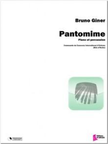 GINER B. PANTOMINE MULTI- PERCUSSIONS