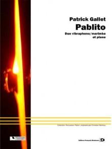 GALLET P. PABLITO VIBRAPHONE/MARIMBA