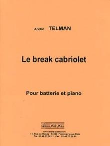 TELMAN A. LE BREAK CABRIOLET BATTERIE