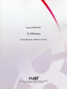 PROUST P. A MINIMA SAXHORN BASSE