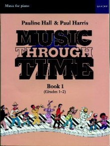 HARRIS P./HALL P. MUSIC THROUGH TIME VOL 1 PIANO
