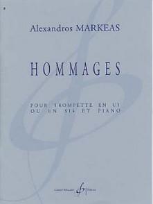 MARKEAS A. HOMMAGES TROMPETTE