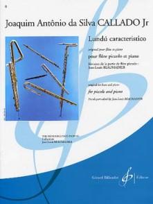 CALLADO J.A. LUNDU CARACTERISTICO FLUTE