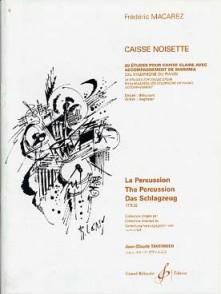 MACAREZ F. CAISSE NOISETTE CAISSE CLAIRE