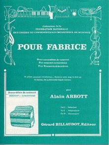 ABBOTT A. POUR FABRICE ACCORDEON