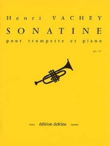 VACHEY H. SONATINE TROMPETTE