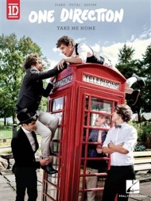 ONE DIRECTION TAKE ME HOME PVG