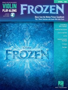 DISNEY FROZEN VIOLON