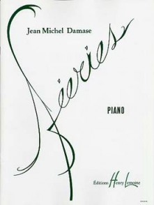 DAMASE J.M. FEERIES PIANO