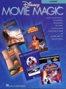 DISNEY MOVIE MAGIC FOR CLARINET