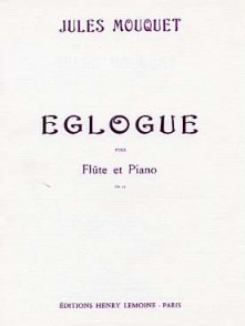 MOUQUET J. EGLOGUE FLUTE
