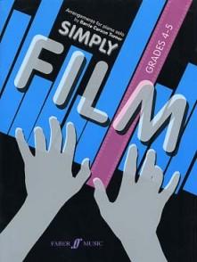SIMPLY FILM PIANO GRADE 4-5