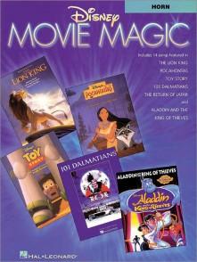 DISNEY MOVIE MAGIC FOR HORN F COR FA