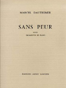 DAUTREMER M. SANS PEUR TROMPETTE