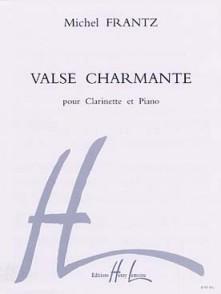 FRANTZ M. VALSE CHARMANTE CLARINETTE