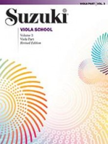 SUZUKI VIOLA SCHOOL VOL 3