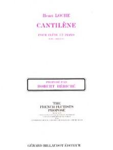 LOCHE H. CANTILENE FLUTE
