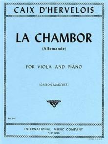 CAIX D'HERVELOIS L. LA CHAMBOR ALTO