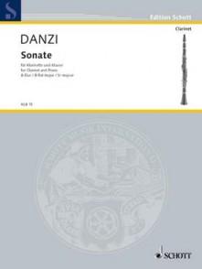 DANZI F. SONATE CLARINETTE