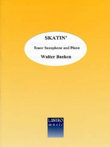 BAEKEN W. SKATIN SAXO TENOR