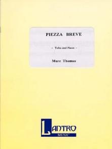 THOMAS M. PIEZZA BREVE TUBA BASSE