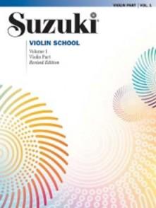 SUZUKI VIOLIN SCHOOL VOL 1