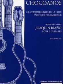 RIANO J. CHOCOANOS GUITARES
