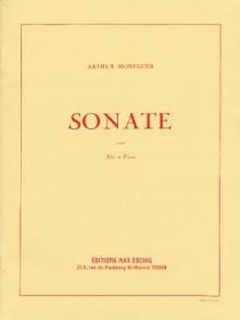 HONEGGER A. SONATE ALTO