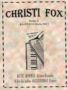 AURINE M./FARGE S. CHRISTI FOX ACCORDEON