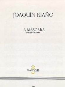 RIANO J. LA MASCARA GUITARES