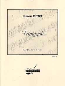 BERT H. TRIPTYQUE HAUTBOIS