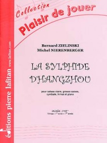 ZIELINSKI B./NIERENBERGER M. LA SYLPHIDE D'HANGZHOU PERCUSSION