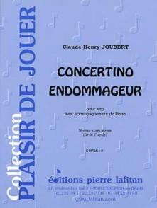 JOUBERT C.H. CONCERTINO ENDOMMAGEUR ALTO