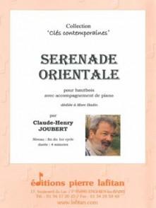 JOUBERT C.H. SERENADE ORIENTALE HAUTBOIS