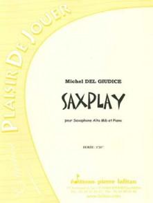 DELGIUDICE M. SAXPLAY SAXO ALTO