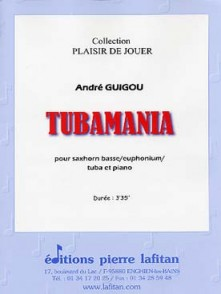GUIGOU A. TUBAMANIA SAXHORN BASSE