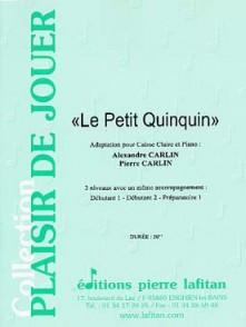 CARLIN A. LE PETIT QUINQUIN CAISSE CLAIRE