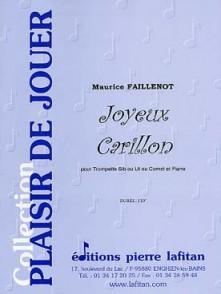 FAILLENOT M. JOYEUX CARILLON TROMPETTE