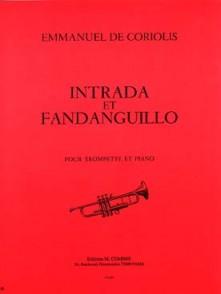 DE CORIOLIS E. INTRADA ET FANDANGUILLO TROMPETTE