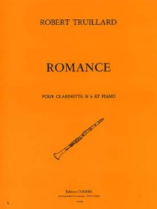 TRUILLARD R. ROMANCE CLARINETTE