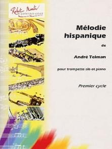 TELMAN A. MELODIE HISPANIQUE TROMPETTE