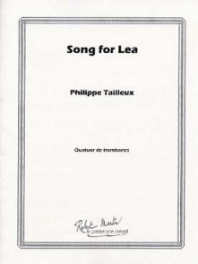 TAILLEUX P. SONG FOR LEA TROMBONES