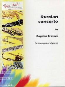 TROTSUK B. RUSSIAN CONCERTO TROMPETTE