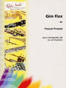 PROUST P. GIN FIZZ TROMPETTE