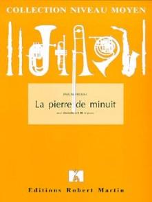 PROUST P. LA PIERRE DE MINUIT CLARINETTE