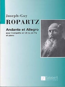 ROPARTZ G.J. ANDANTE ET ALLEGRO TROMPETTE