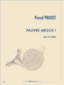 PROUST P. PAUVRE ARGOS COR