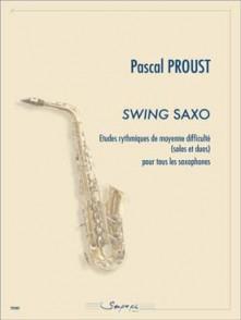PROUST P. SWING SAXO